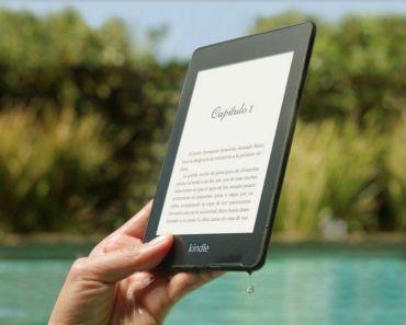 Amazon Kindle Papewhite