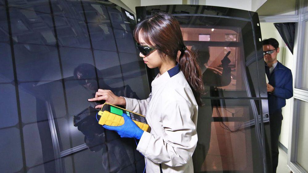 Hyundai Motor Group - Sistema de carga solar