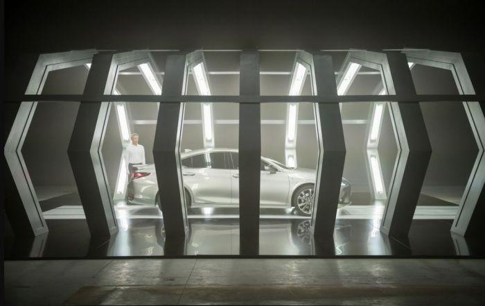 Lexus lanzará el primer comercial guionizado por Inteligencia Artificial