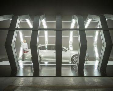 Lexus ES 300h - Filmación del Anuncio Comercial