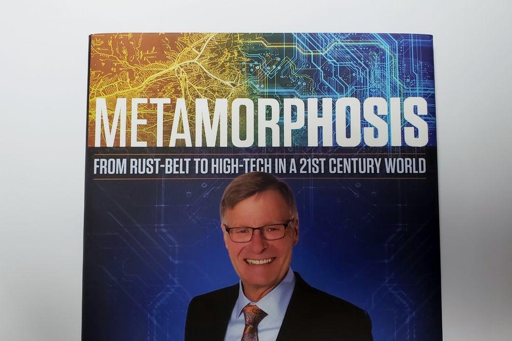 Metamorphosis - Steven L. Blue