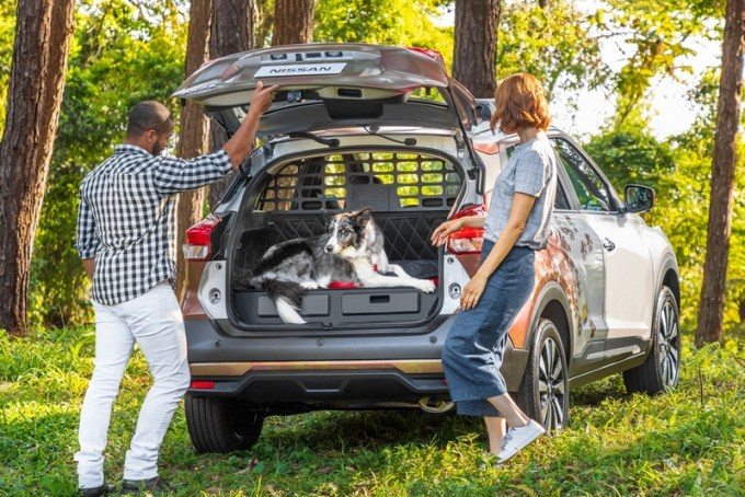 Nissan Kicks for Pets