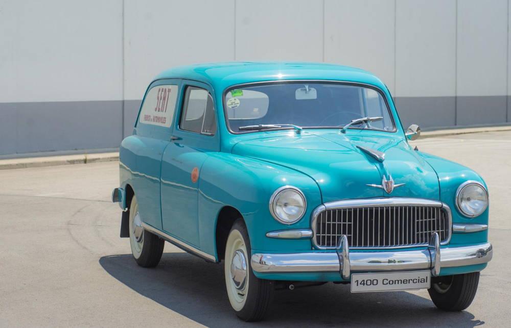 SEAT 1400 1950