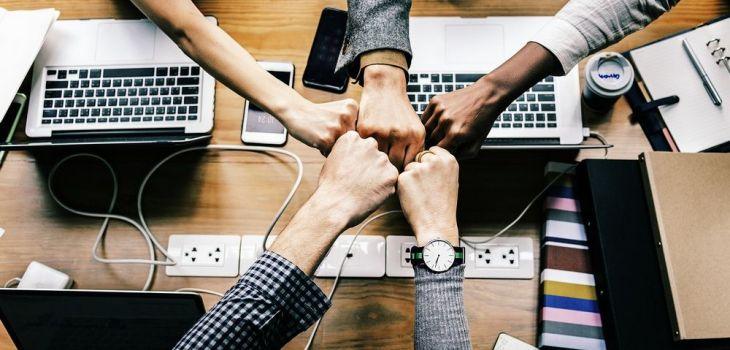 Grupo - Empleados - Colaboración