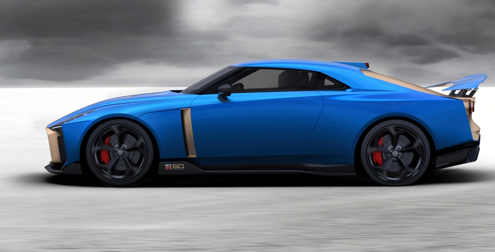 ¡Confirmado! El Nissan GT-R50 by Italdesign se fabricará en serie limitada