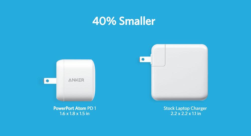 Anker Atom PD 1