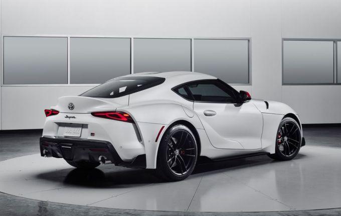 Toyota Supra Launch Edition