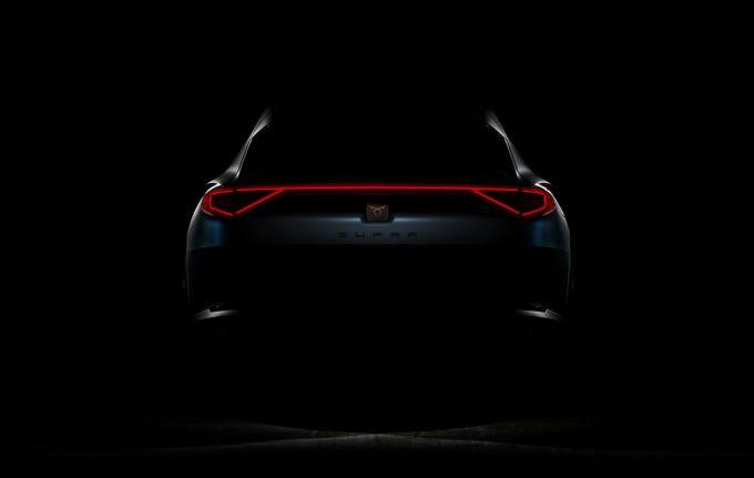 CUPRA Concept Car