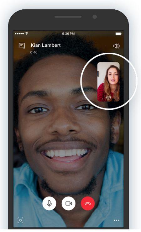Skype Móvil - Vídeo Llamadas