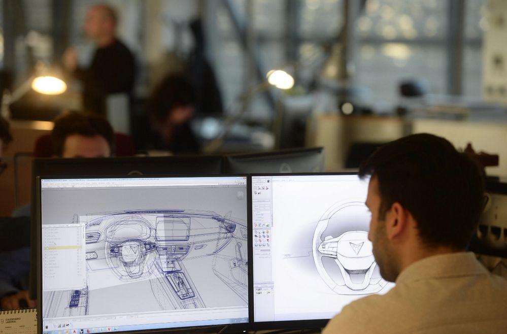 CUPRA Formentor - Ideas de Diseño