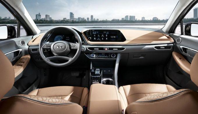 Hyundai Sonata - Octava Generación