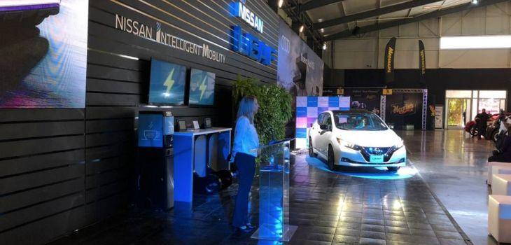 Nissan Electric Café - Expomóvil 2019 Costa Rica - LEAF