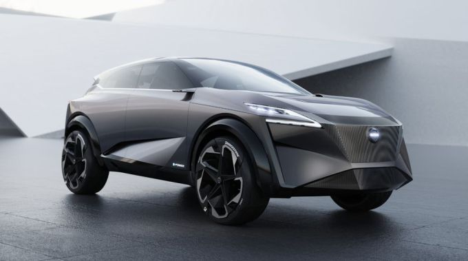 Concepto Nissan IMQ
