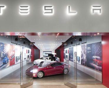 Tesla Walnut Creek Stores
