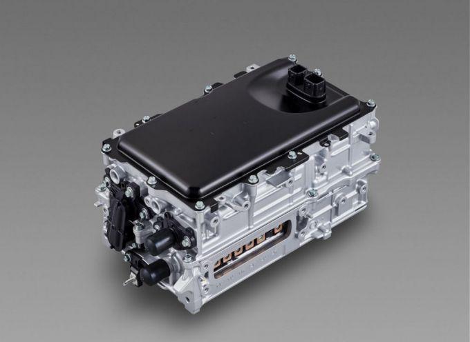 Toyota PCU - Vehículos Eléctricos