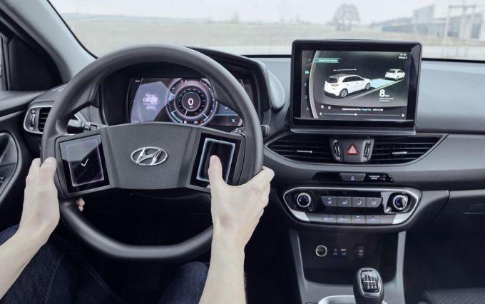 Estudio de Hyundai revela el Cockpit del Futuro 1