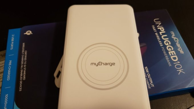 myCharge Unplugged 10K