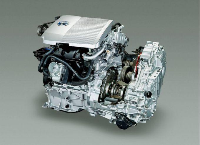 Motor Eléctrico Toyota