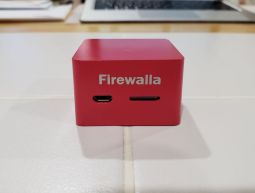 Firewalla Red (Rojo)