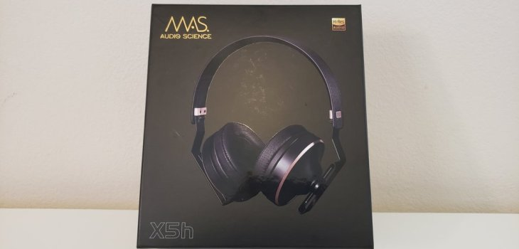 MAS Audio Science X5h