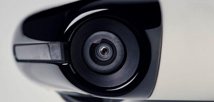 Honda E - Sistema de Retrovisores por Cámara