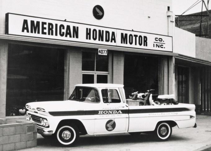 American Honda Motor - Chevy Apache 1961 Original
