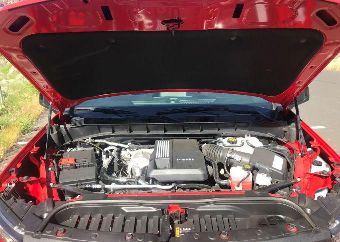 Chevy 1500 LD 2020