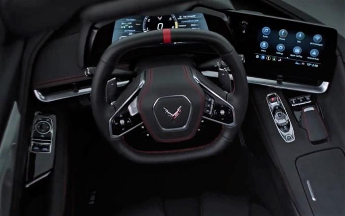 Chevy Corvette Stingray 2020  01