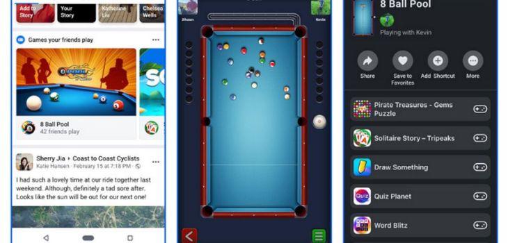 Facebook - Juegos Instantáneos