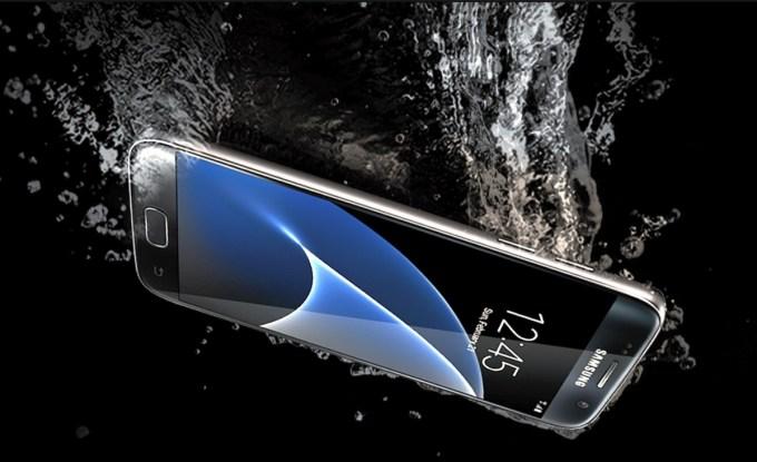 Samsung Galaxy - Resistente al Agua