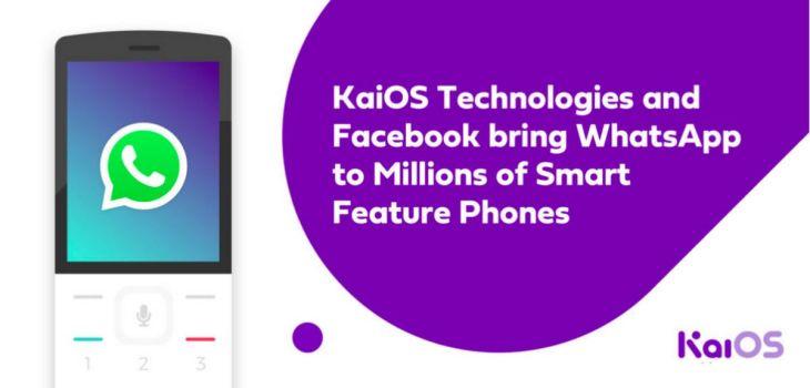 Teléfonos Básicos - WhatsApp - KaiOS