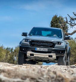 Ford Ranger Raptor - SATNAV Breadcrumbs