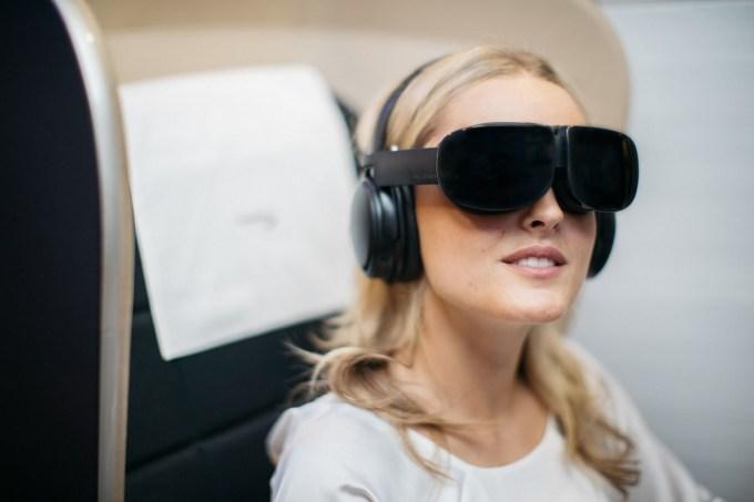 British Airways - Entretenimiento de Realidad Virtual