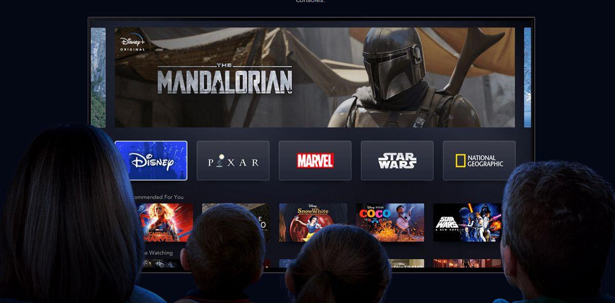 Disney anuncia otros mercados y dispositivos compatibles con su servicio Disney+