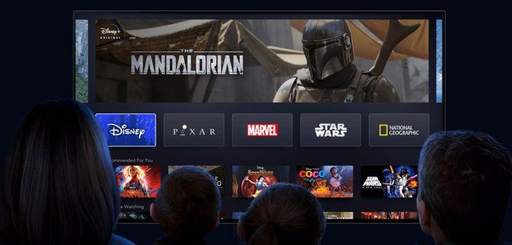 Disney+ - Streaming de películas y series de TV