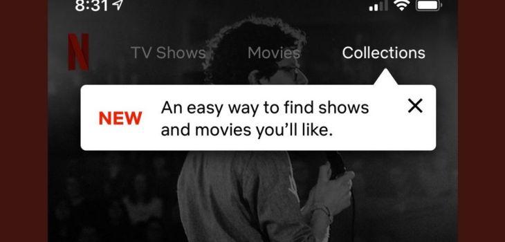 Netflix Colecciones