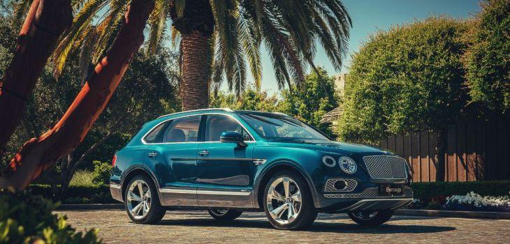 Bentley Bentayga Híbrido