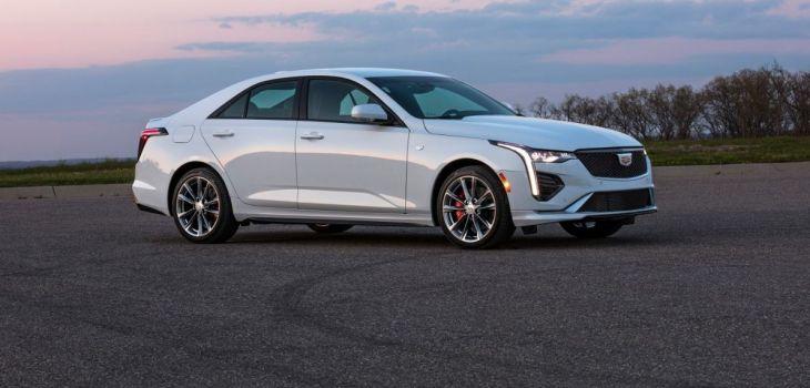 Cadillac CT4 2020 Sport