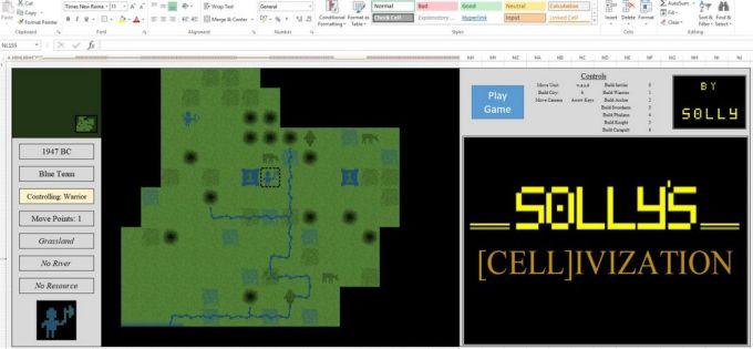 Civilization - Solly - Cellivization
