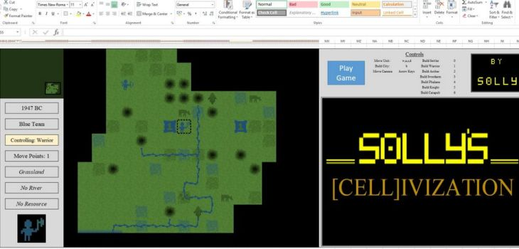 Civilization - Solly - [Cell]ivization