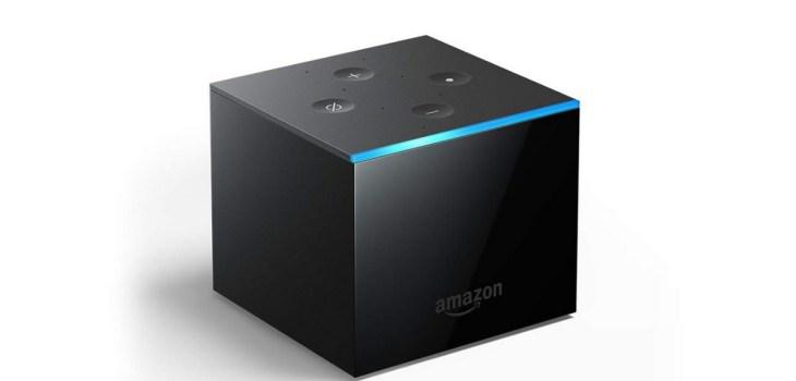 Fire TV Cube - 2da Generación