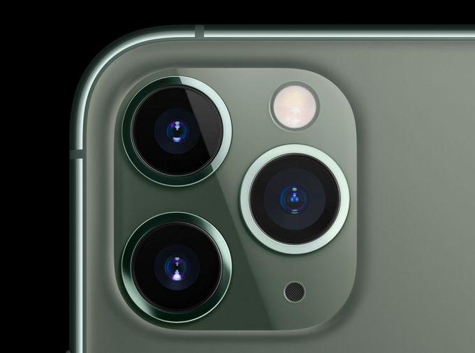 Cámara Principal - iPhone 11 Pro y Pro Max