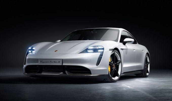 Porsche Taycan 2020 Turbo S