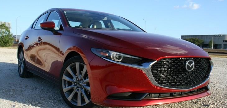 Mazda3 Sedan Premium 2019