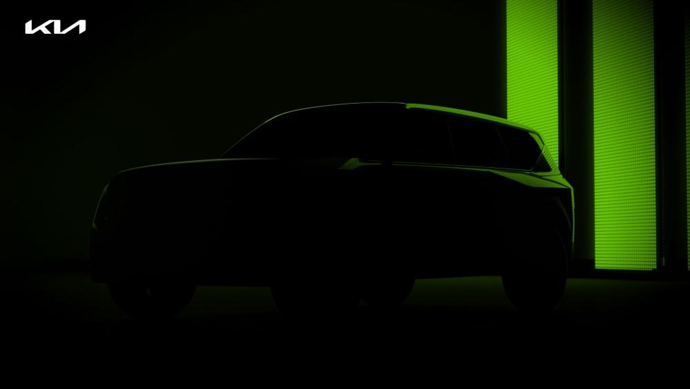 KIA CV - SUV Eléctrica