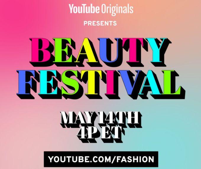 Festival de la Belleza de Youtube