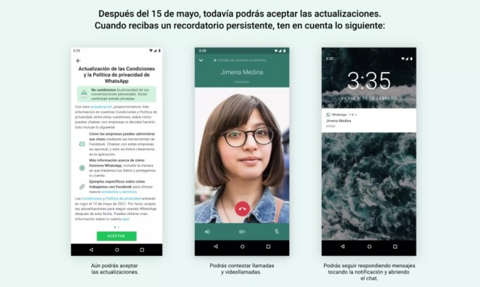 WhatsApp - Políticas de Uso
