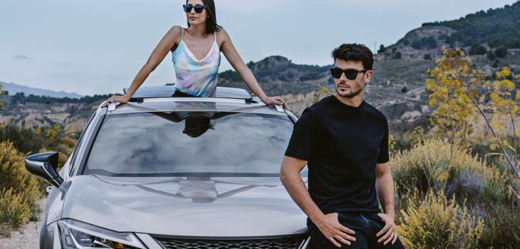 Lexus España - Hokana Sunglasses