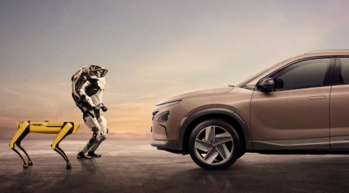 Hyundai Motor Group - Boston Dynamics