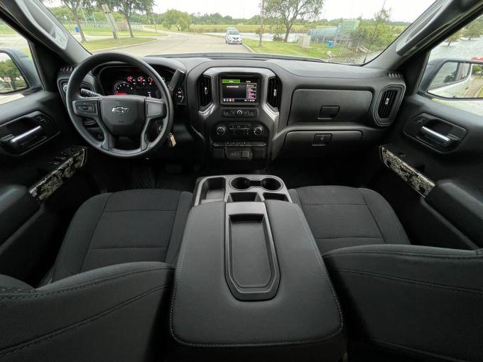 2021 Chevy Silverado Realtree Edition